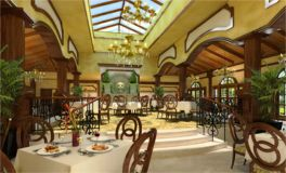 Dining Room at Sandals AntiguaR (13K)